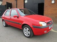 FORD FIESTA IMMACULATE CONDITION AIR CON 70,000 Part exchange available / All cards accepted