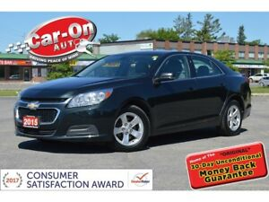 2015 Chevrolet Malibu LT LEATHER A/C ALLOYS BLUETOOTH ONSTAR