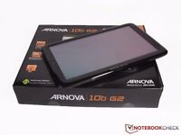 "Archos Arnova 10 G2 10"" Touchscreen Tablet WiFi Bluetooth 1080P Android ice cream new"