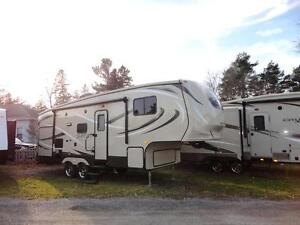 2016 SF22RB Sunset Trail Reserve 5th wheel