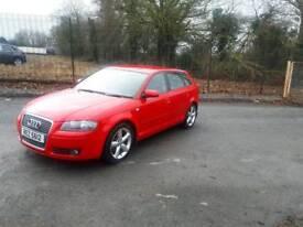 Audi a3 2.0tdi sportsback