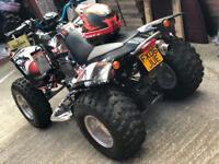 Road Legal Quad !!CHANGED MIND DECIDED TO KEEP!!