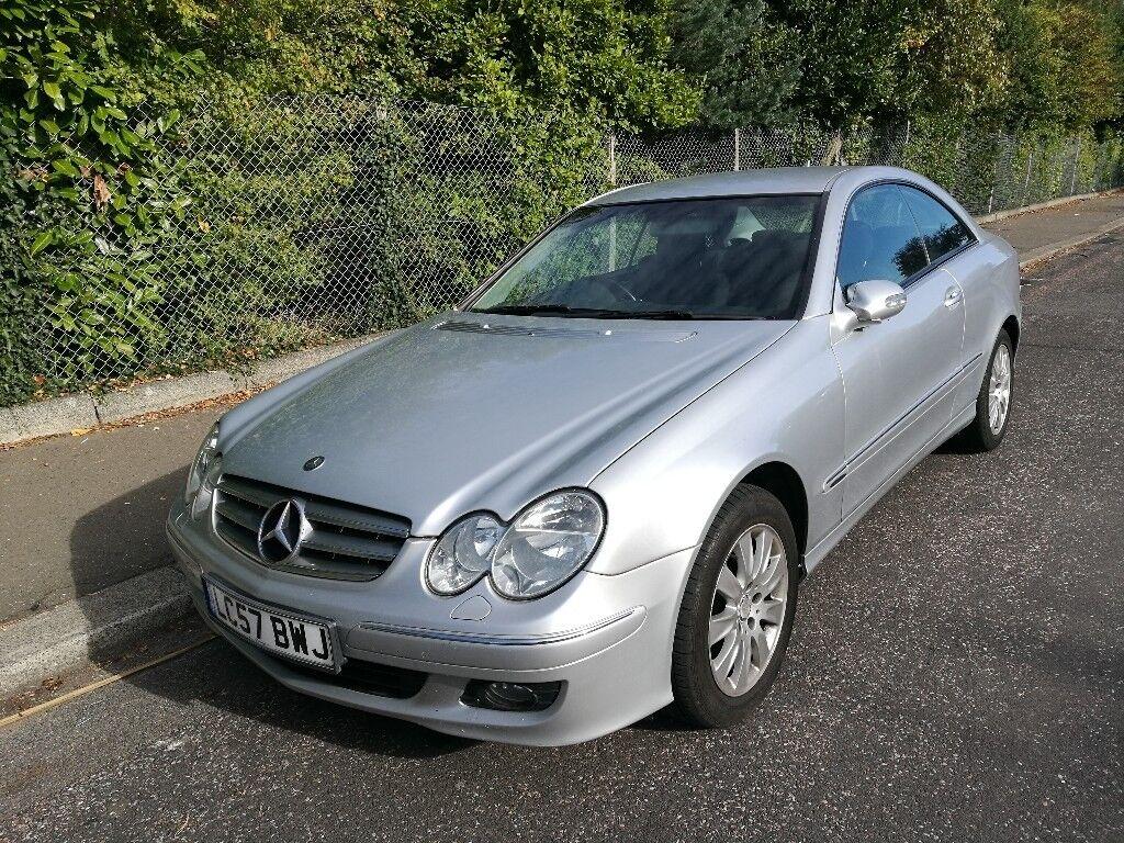2007 Mercedes Benz clk220 Elegance diesel 114kmiles ...