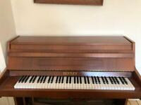 Piano - 6 Octave Bentley + piano stool