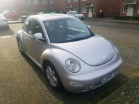 ++++CHEAP VOLKSWAGEN BEETLE AUTOMATIC+++FULL LEATHER AND MOT STARTS AND DRIVES GOOD++++