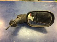 2001 FORD KA DRIVER RIGHT OFF SIDE MANUAL MIRROR !!! AS SEEN IN PICTURES !!!