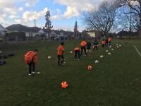 Goal keepers training