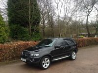 2005 BMW X5 3.0D SPORT AUTO FACELIFT NATIONWIDE DELIVERY WARRANTY & CARD FACILITY AVAILABLE