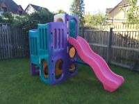 Little Tikes Outdoor Tropical Playground