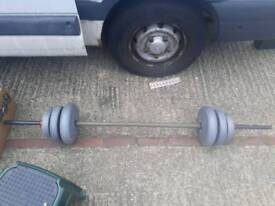 Weight Bar