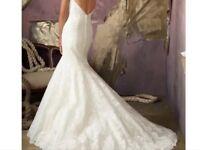 Wedding dress Morilee 1862