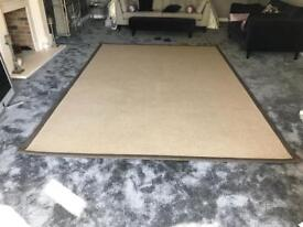 Large rug from Crucial Trading