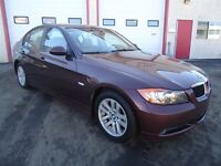 2006 BMW 325XI AWD Leather In-Line 6 Cylinder