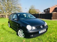 Volkswagen POLO FULL SERVICE HISTORY MOT 12 Month HPI Clear