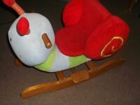 Mamas and Papas Snail Rocker