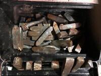 Metal Stencil Alphabet & Numbers