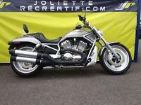 2007 Harley-Davidson VRSCB V-Rod