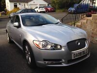 Jaguar XF Premium Luxury in excellent condition with long MOT (8th May 2018)
