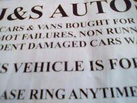J&S Auto motors wanted