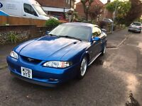 1995 Ford Mustang 3.8 V6 auto