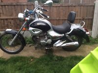 Kymco hipster 125 for sale easy ride comfort