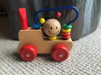 Wooden Toy- As new!