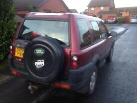 FREELANDER TD4 BMW spares or repairs