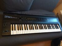 Roland D50 - Classic 80s synthesizer. QUICK SALE!