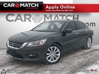 2014 Honda Accord Touring / LEATHER / NAV / ROOF Cambridge Kitchener Area Preview