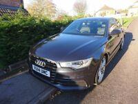 Audi A6 S Line 2.0 TDI -Automatic-Multitronic-Extended Guarantee-SatNav-MMI