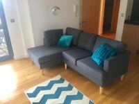 Two bed city centre apartment for short term let - bills included!