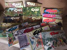 A Collection of Giles Annuals