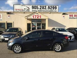 2013 Kia Rio LX+, WE APPROVE ALL CREDIT