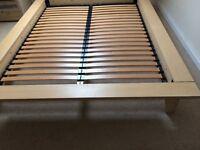 Maple wood platform 5ft Bed