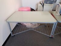 FREE Glass Topped Office Desks 3 Available