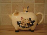 Collectable teapot