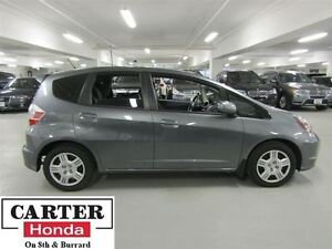 2014 Honda Fit LX + AUTO + A/C + LOCAL + NO ACCIDENTS + CERTIFIE