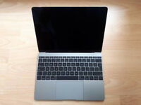 "Apple MacBook 12"" (Early 2015), ""Core M"" 1.1, Retina Display, Cycle Count 34 - MINT condition"
