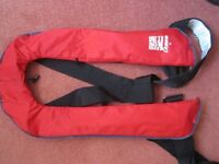 2 lots Ocean Lifejackets Youths smaller Adults