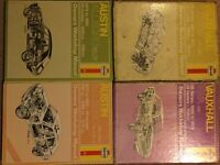 Haynes Car Service and Repair Manuals
