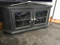 Tv unit and side cabinet