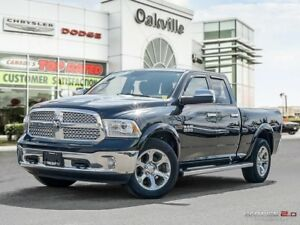 2016 Ram 1500 LARAMIE | ECO DIESEL | SUNROOF | TOW PACKAGE |