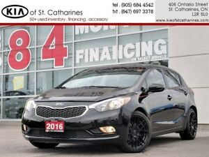2016 Kia Forte5 LX+ | Sport Rims | Sunroof | Heated Seat