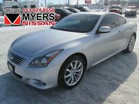 2011 Infiniti G37X Manager's Special 2Dr coupe , AWD, Only 58km