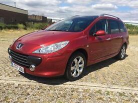 Peugeot 307sw 1.6 Petrol Automatic