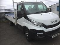 Iveco daily 16' pick up double dropside