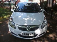 Vauxhall Corsa 1.2 i 16v SXi 3dr£4,399 CHEAP PRICE + GENUINE MILEAGE 2009 (59 reg), Hatchback