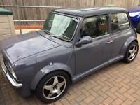 Rover mini - 1800 vvc conversion - k series Honda Vauxhall's