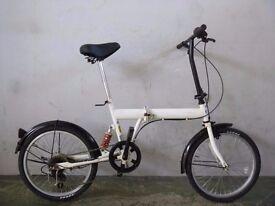 Folding bike 2599A