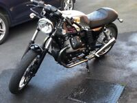 Moto Guzzi V7 Customised Cafe Racer